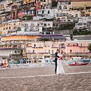 Destination Wedding, Amalfi Coast
